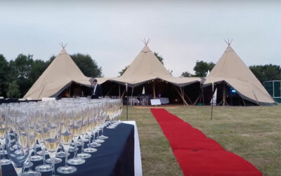Corporate marquee hire for your corporate event!
