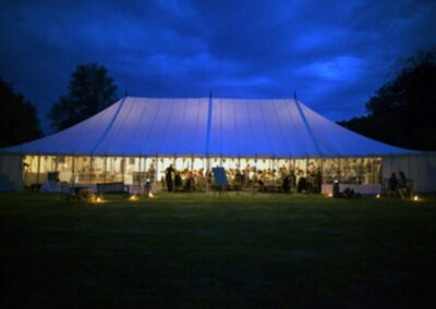 large traditional marquee in Essex | County Marquees East Anglia