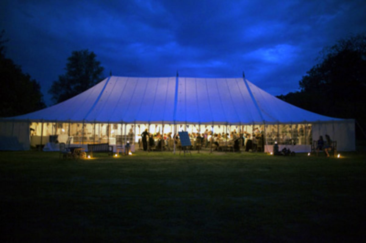 Traditional Marquee Hire Essex