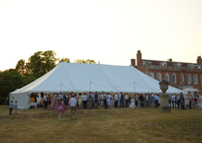 Traditional marquee hire | County Marquees East Anglia