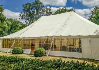 Traditional Marquee Hire in Essex