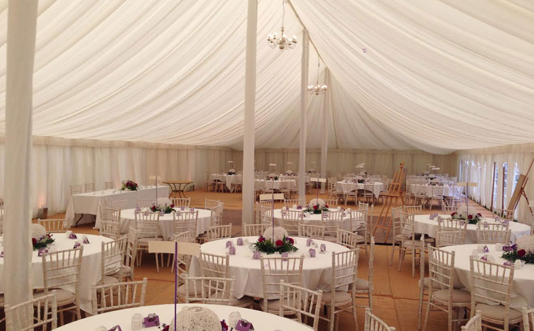 Traditional marquee lined interior c4b332069b8381d96e97e0c3afbf00e8f98a66bdac2b8d6b7f4de9e19af5c089
