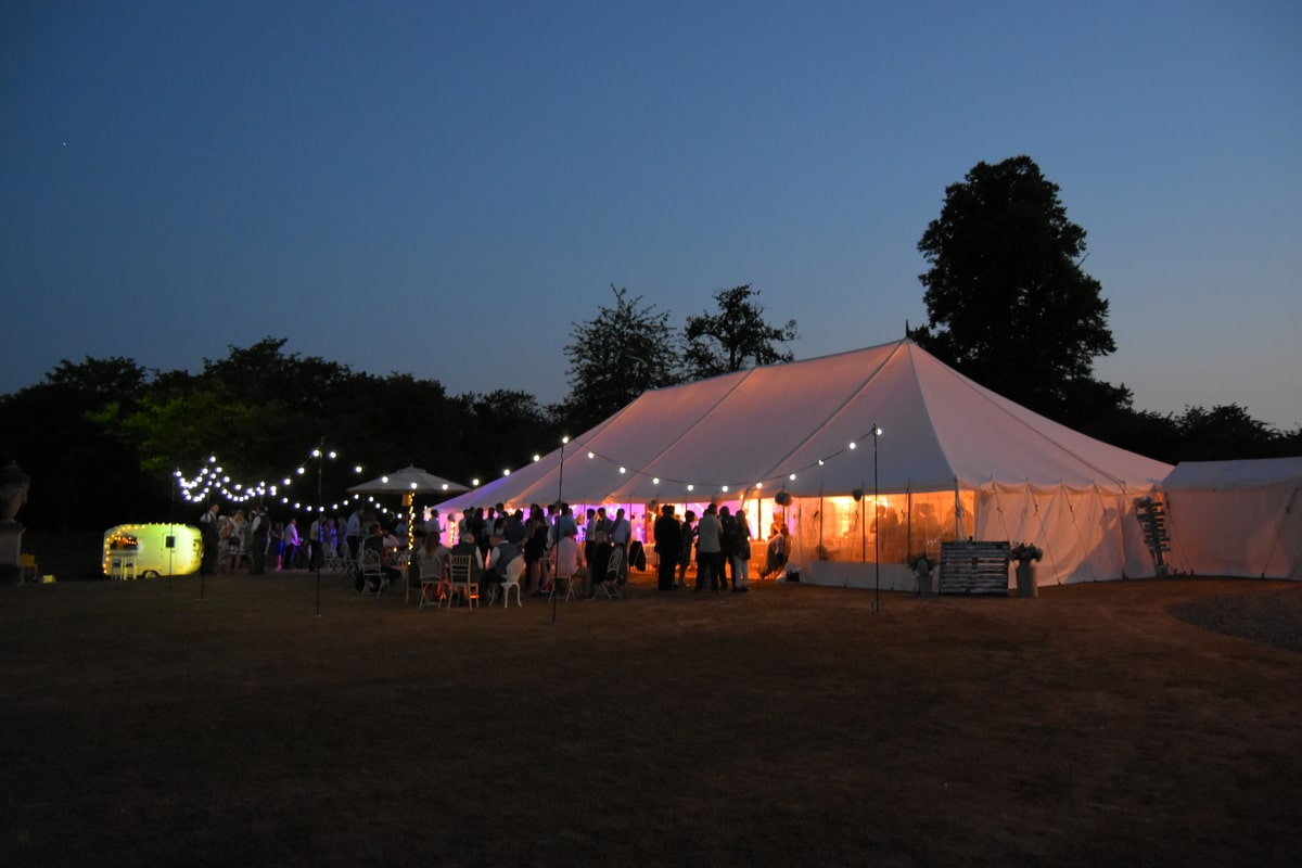 Marquee Hire Essex | Traditional Marquee Hire Essex | County Marquees East Anglia