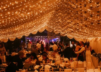Clear Span Wedding Marquee Hire Essex | County Marquees East Anglia