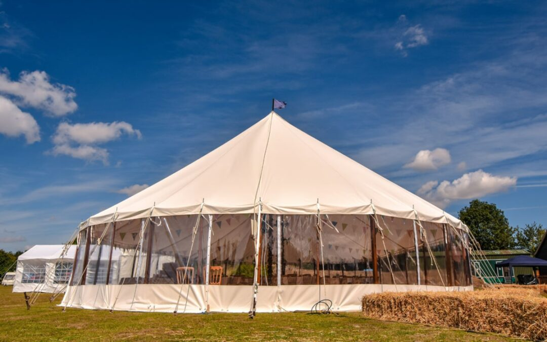 What size marquee do I need to hire?
