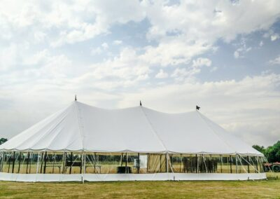 Sail Cloth Marquee Hire Essex, Suffolk, Norfolk | County Marquees East Anglia