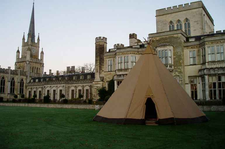 Tipi Hire and Marquee Hire Essex, Suffolk and Norfolk | County Marquees East Anglia