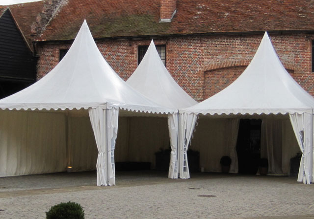 Canopies, Pagodas and Marquee hire