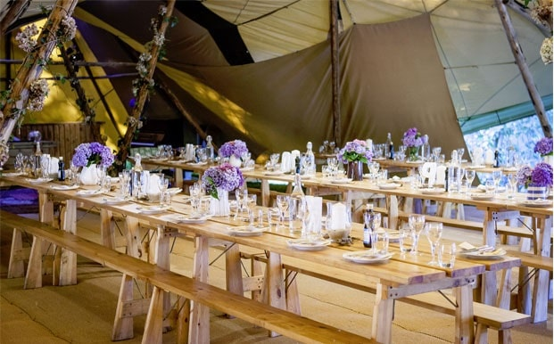Marquee Furniture Hire Essex, Suffolk and Norfolk | County Marquees East Anglia