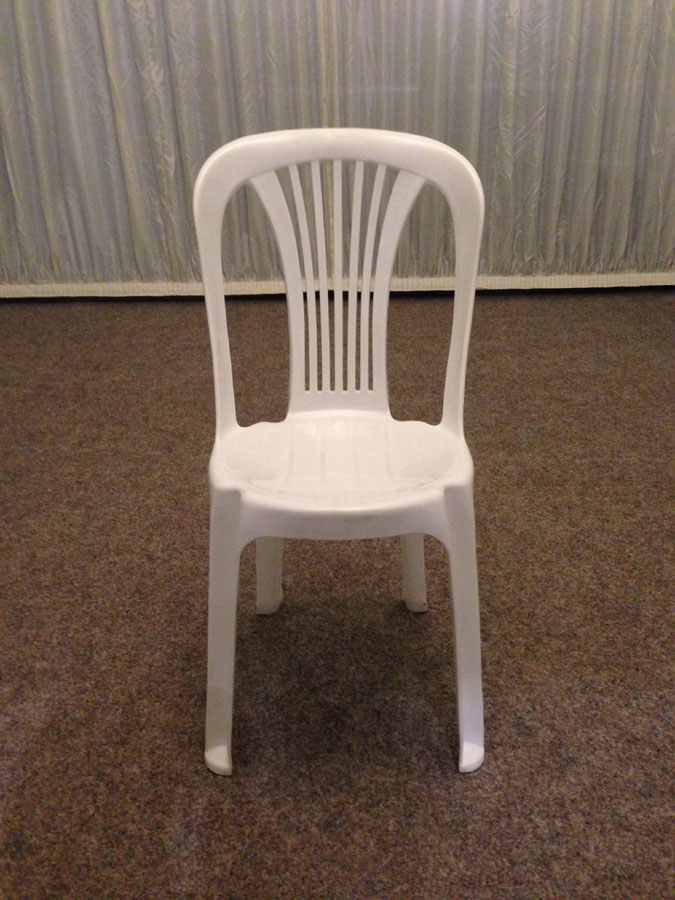 Small bistro chair