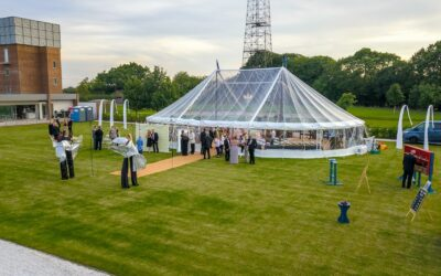 Marquee hire in Norfolk is back on!!