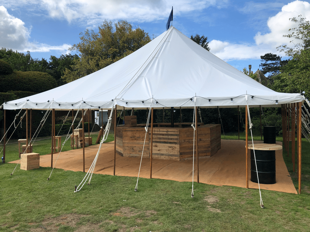 Canopy Hire in Essex by County Marquees East Anglia
