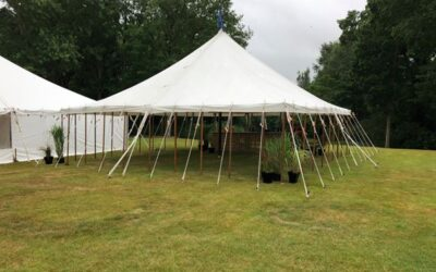Marquee Hire for a private party