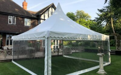 Parties are back on!! Hire a garden marquee for your garden party today!!