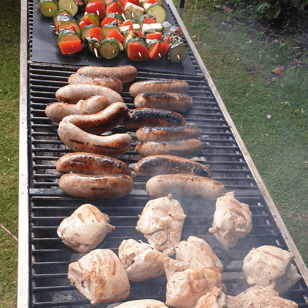Mobile BBQ catering Essex Plenty of Thyme
